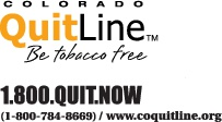 Colorado QuitLine Logo