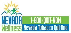 the Nevada Quitline Logo
