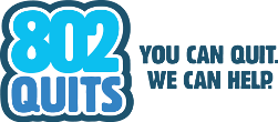 802Quits Logo