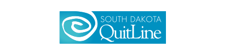 South Dakota Quitline Logo