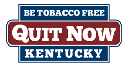 Quit Now Kentucky Logo