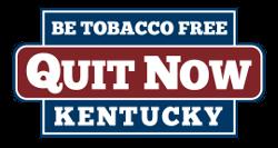 Quit Now Kentucky Logo