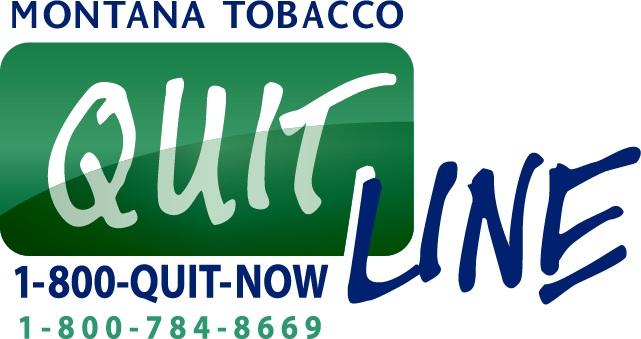 Montana Quit Line Logo